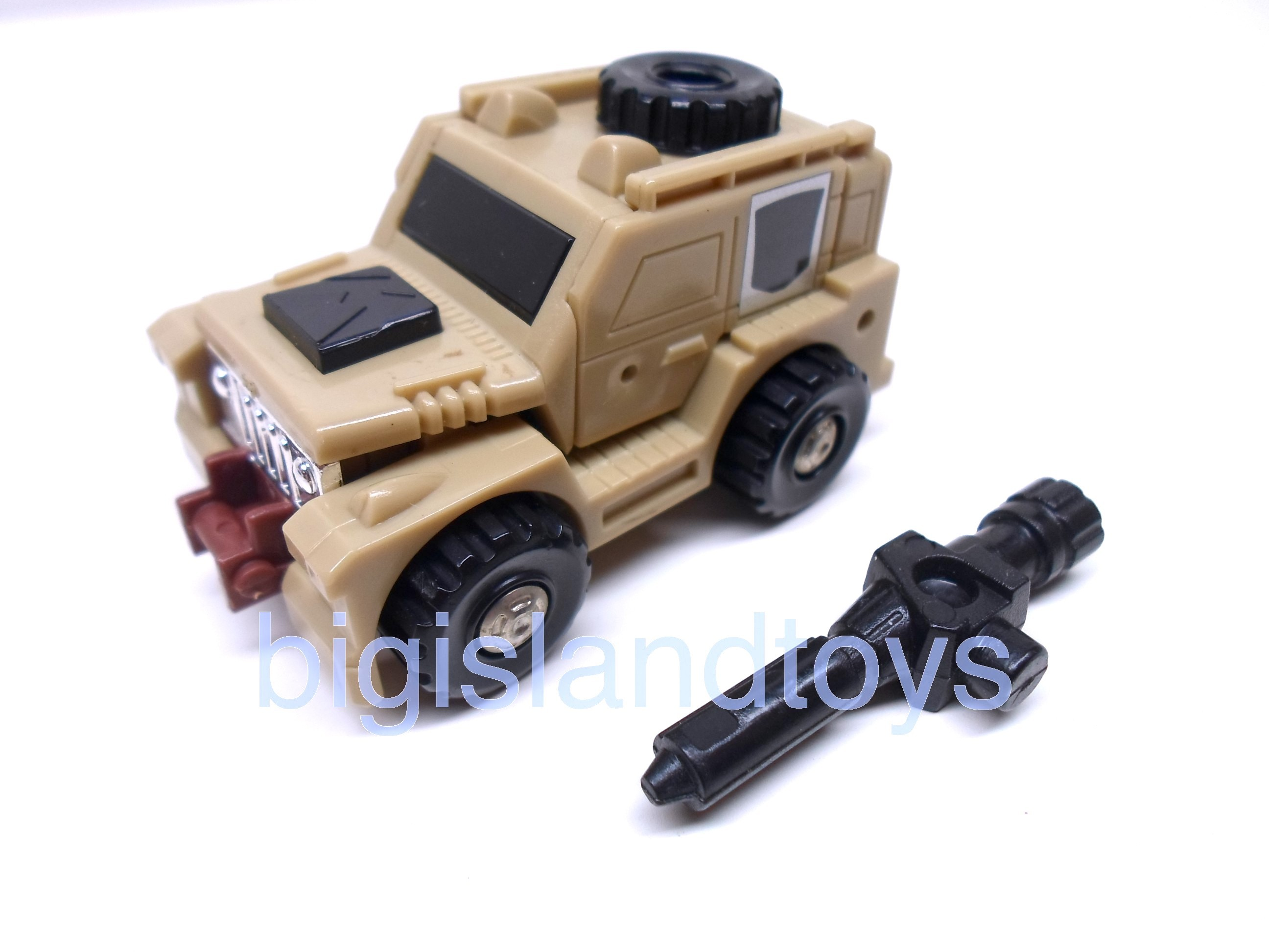Transformers  Generation One   Outback
