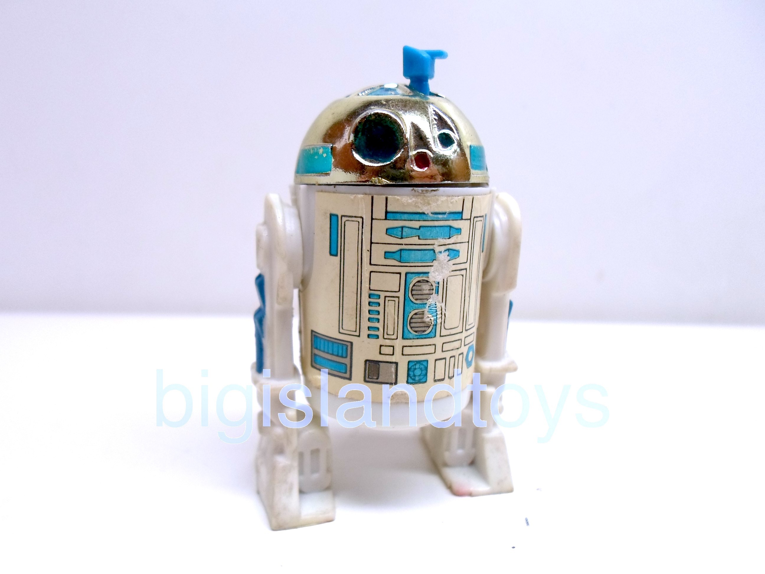 Star Wars  Vintage The Empire Strikes back  R2-D2 with Sensorscope