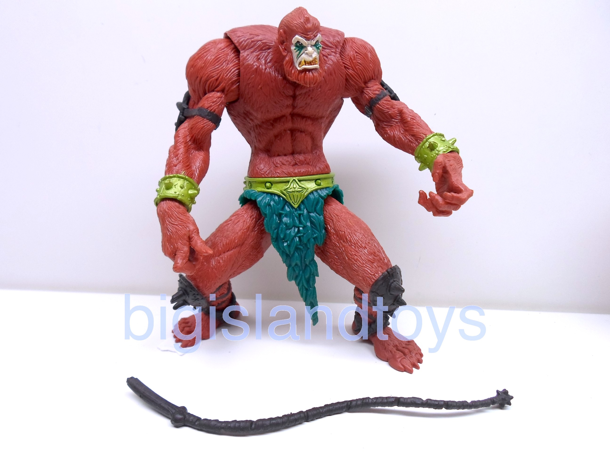 Masters of the Universe  200X   Beast Man
