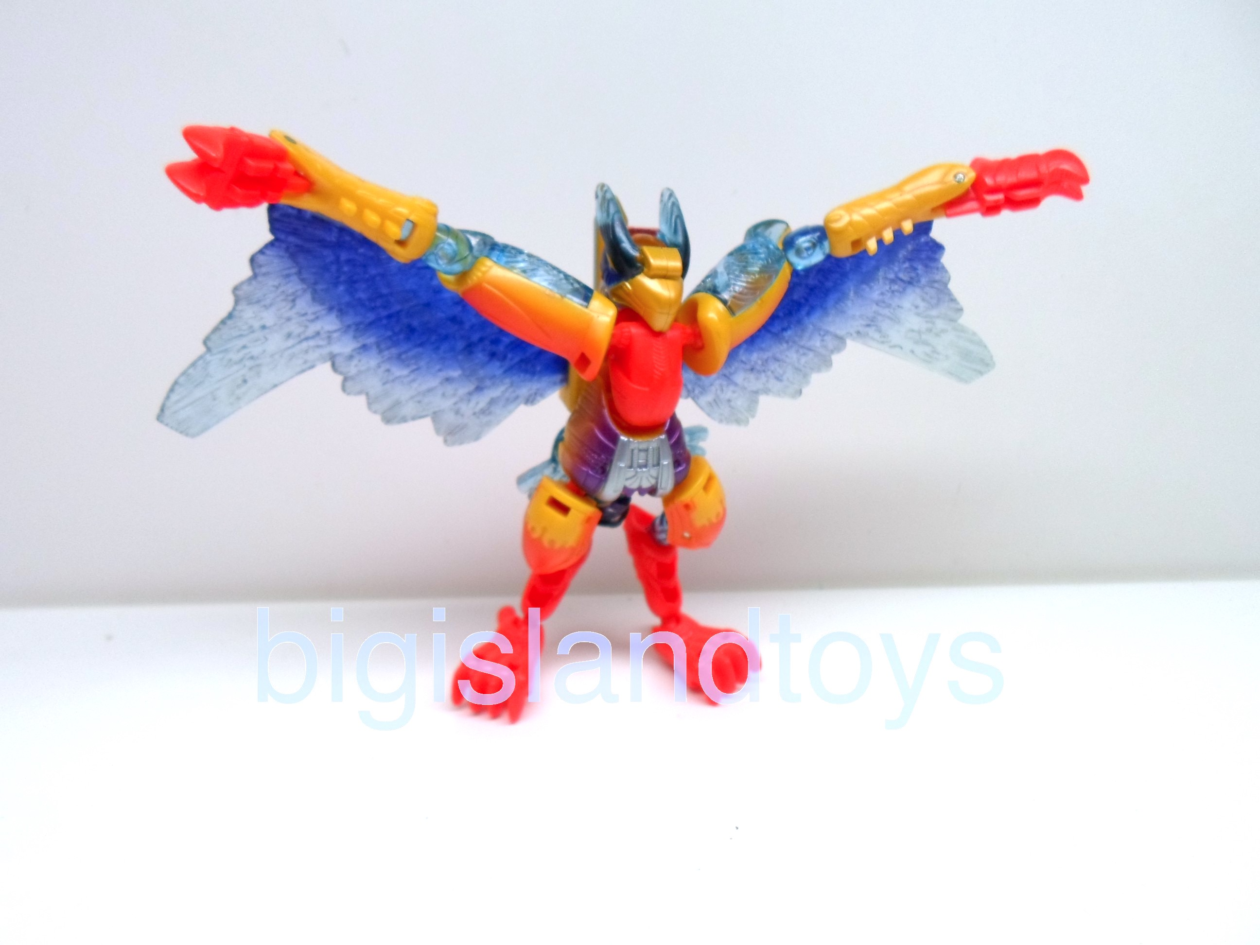 Transformers  Beast Machines   Silverbolt