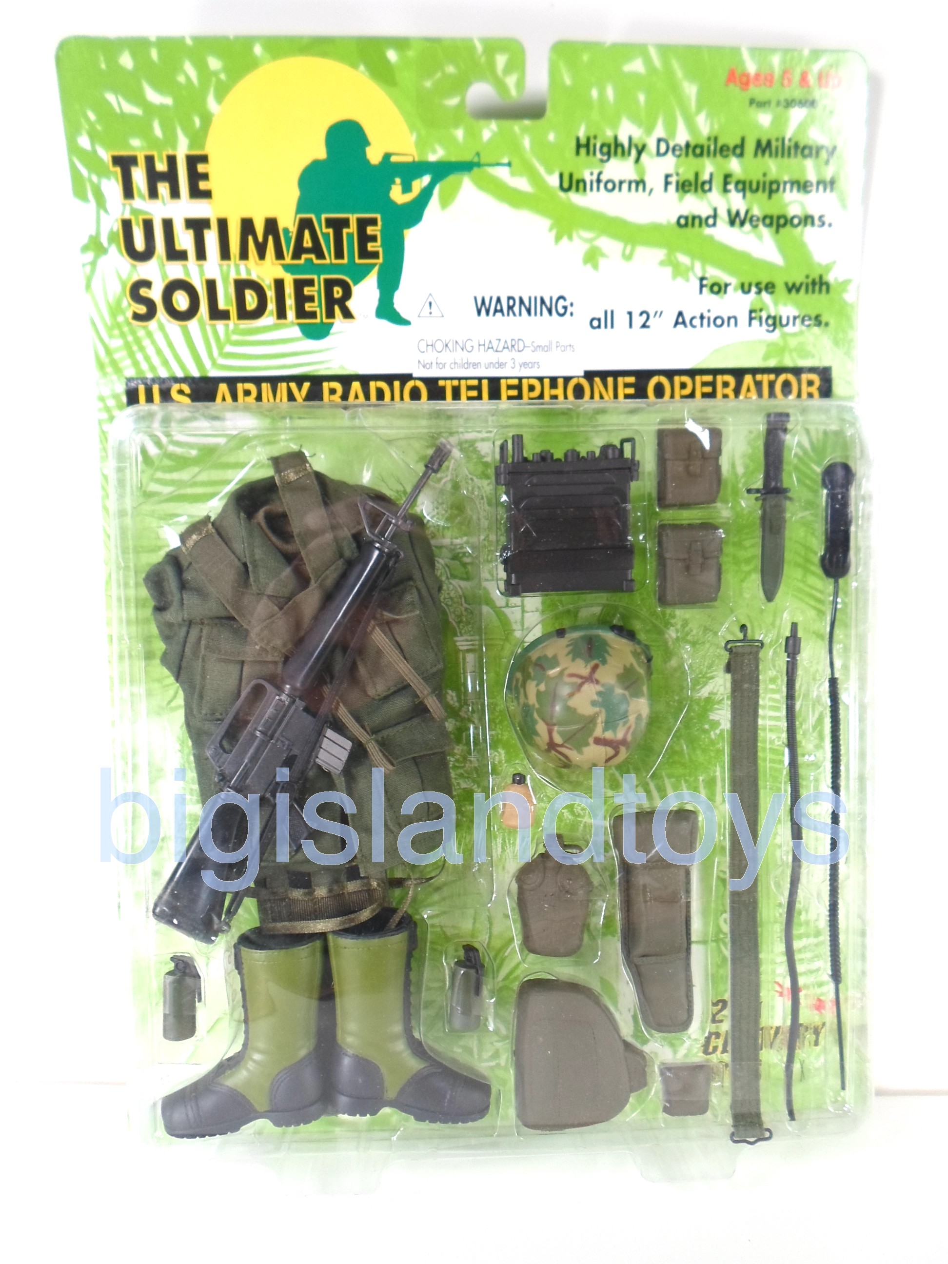 The Ultimate Soldier     U.S. Army Radio Telephone Operations