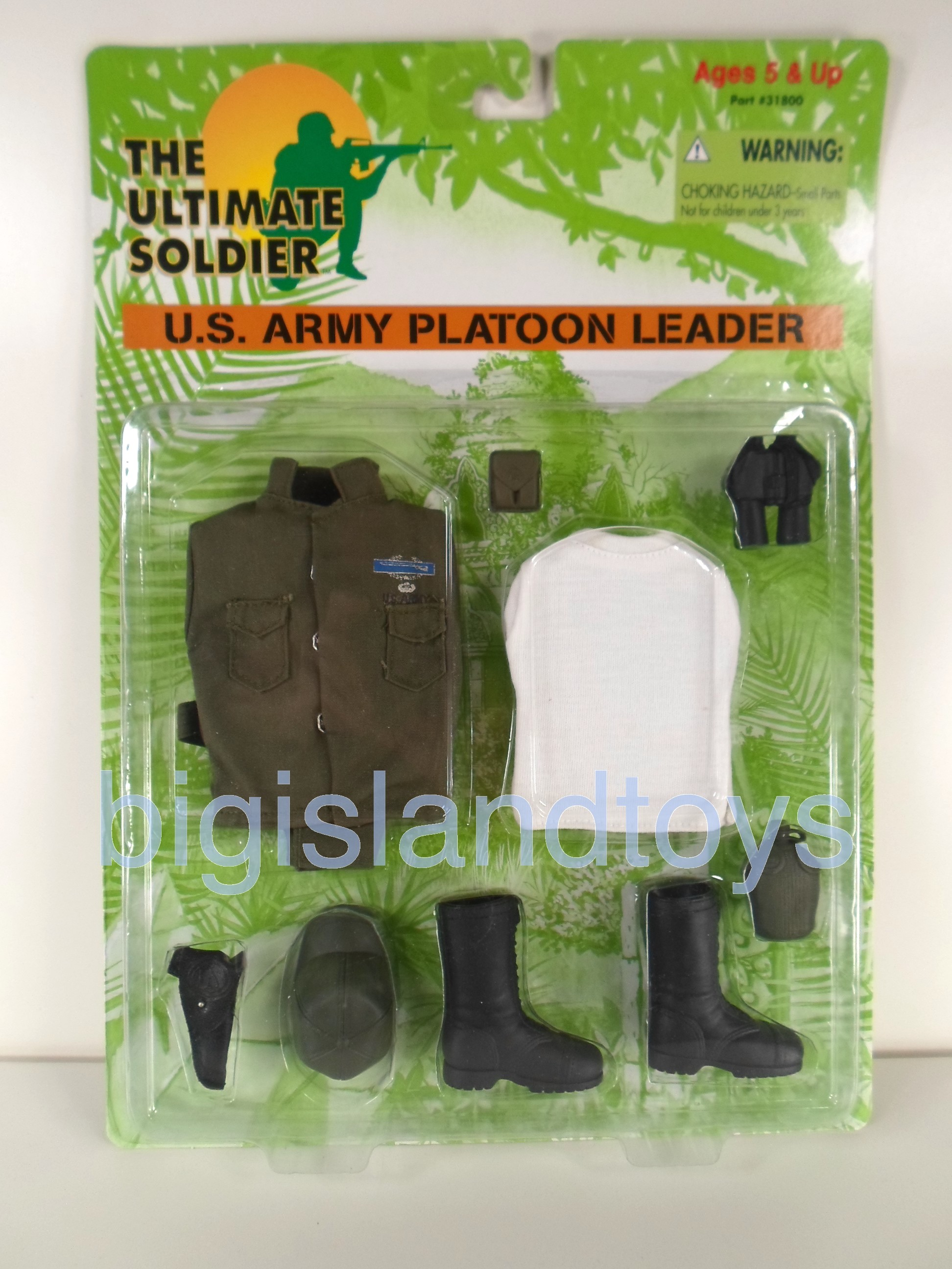 The Ultimate Soldier     U.S. Army Platoon Leader