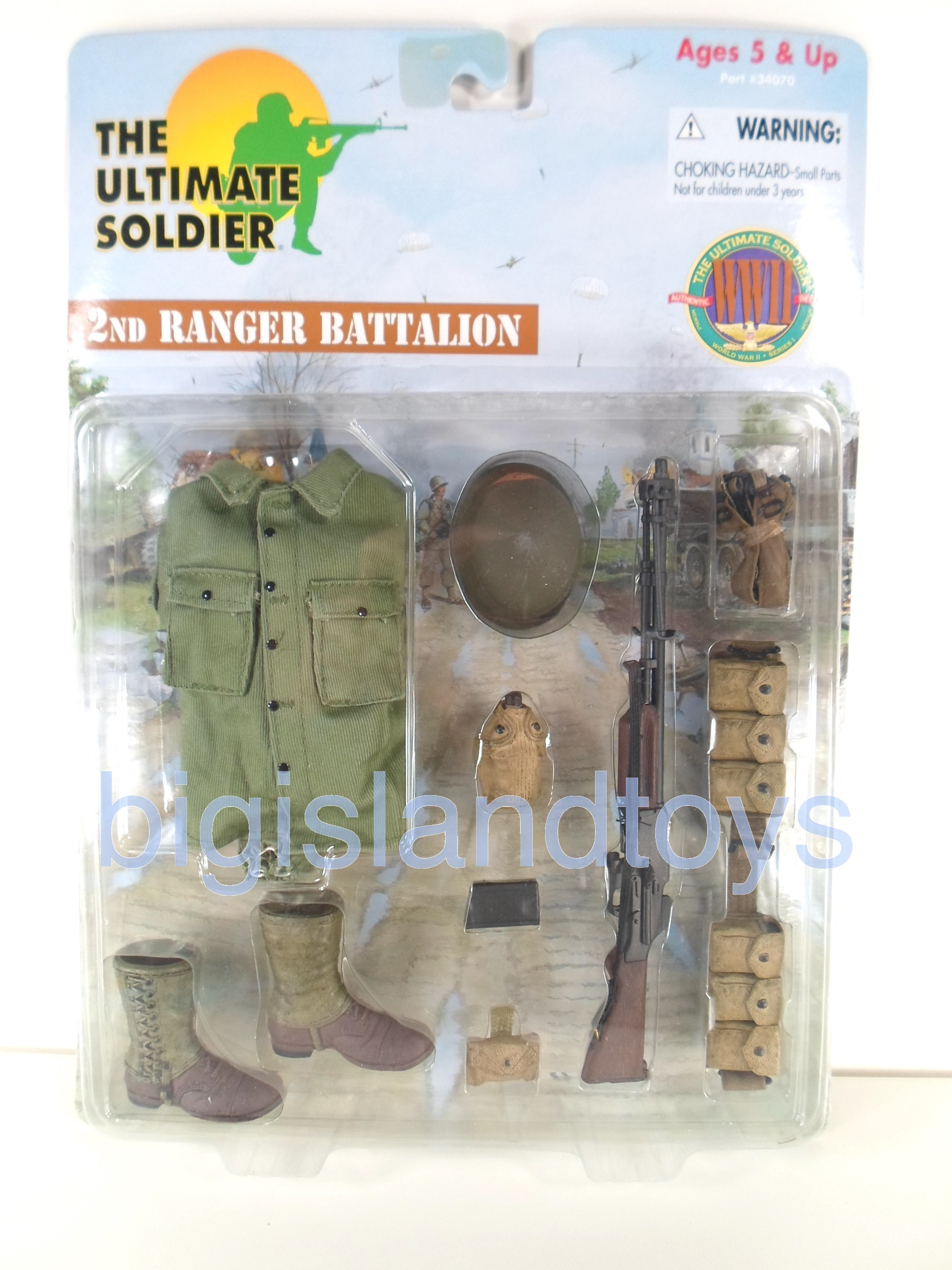 The Ultimate Soldier     2nd Ranger Battallion