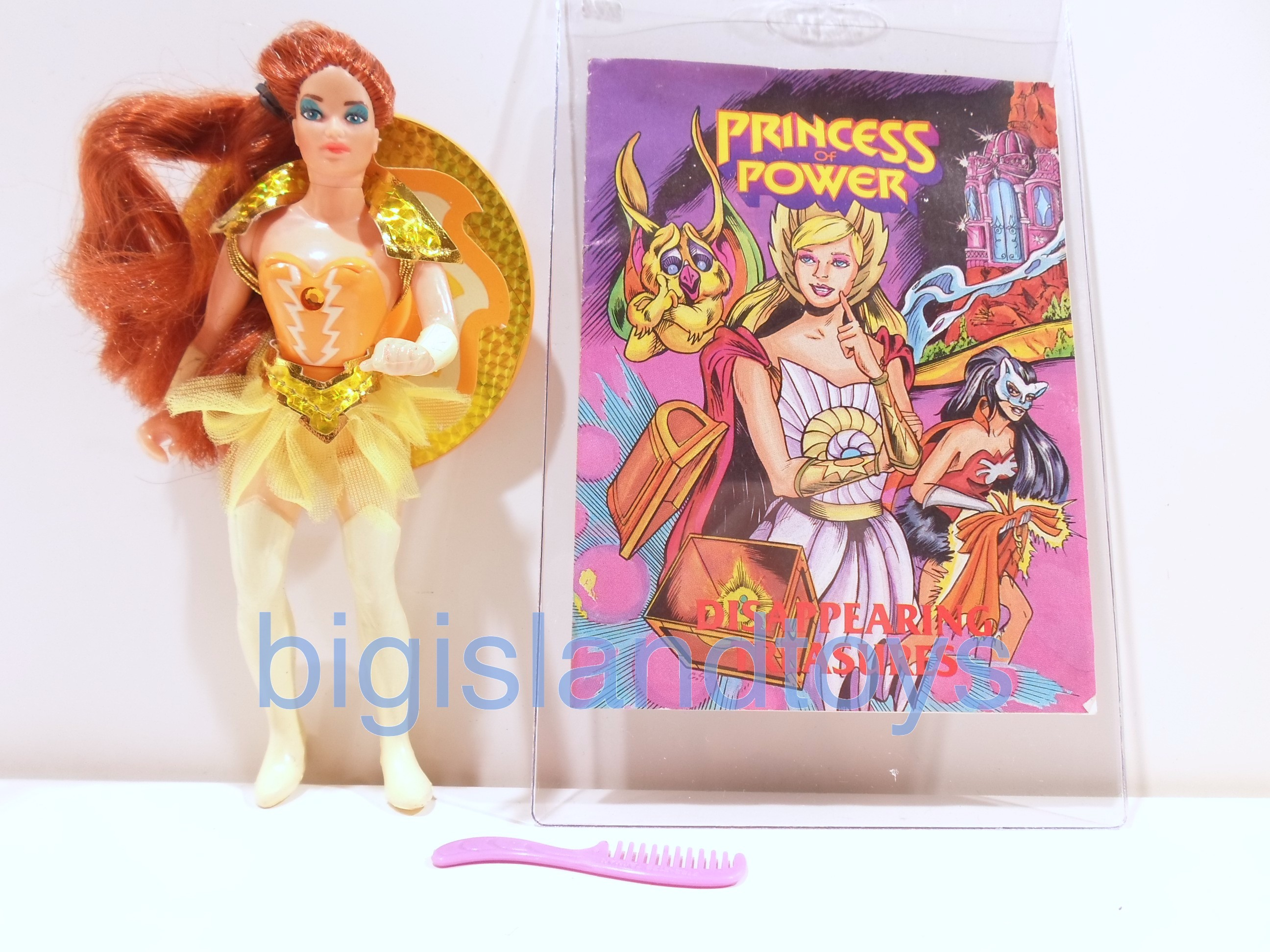 Princess of Power Action Figures   Castaspellafull painted boots