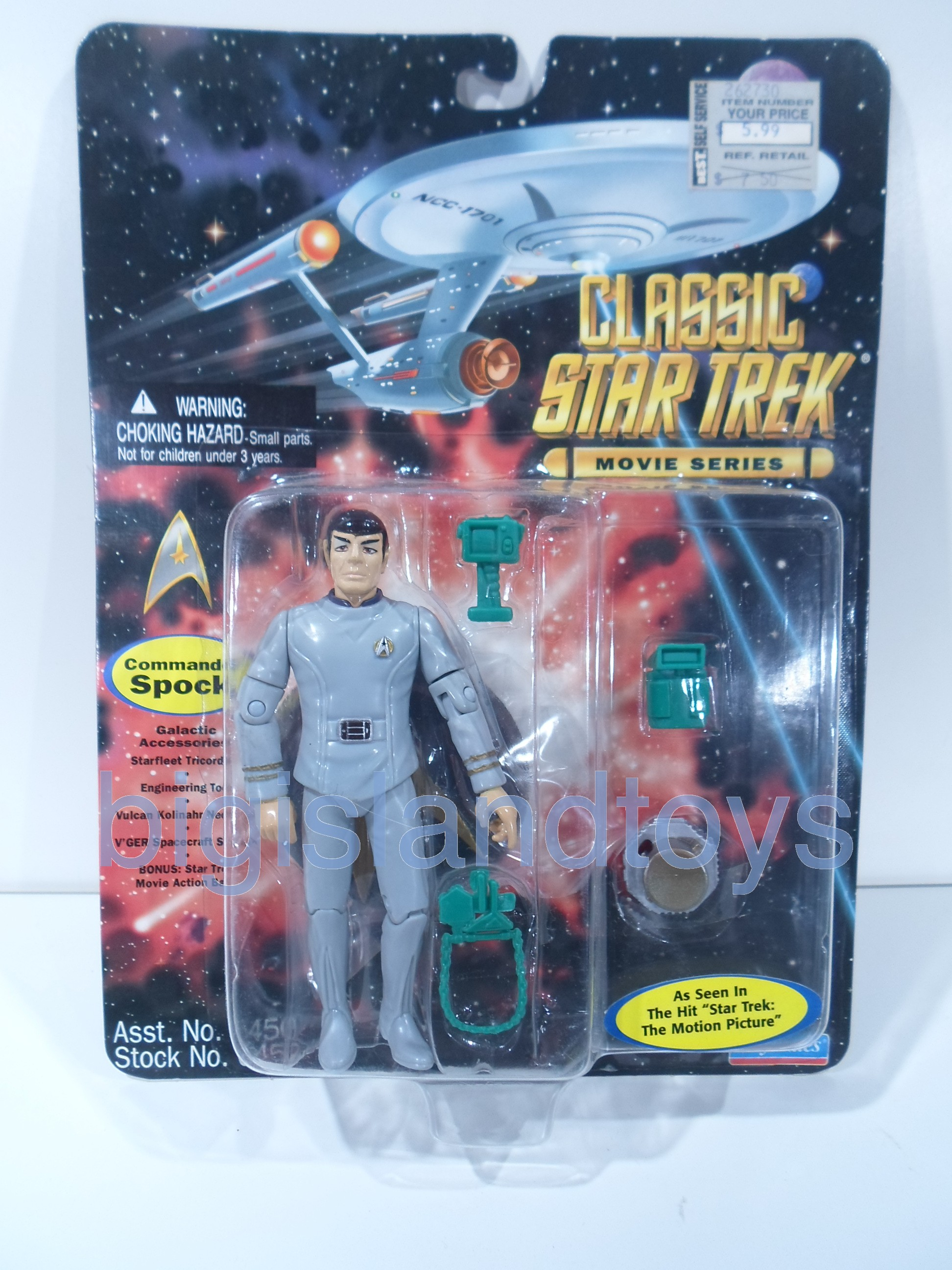 Star Trek  Classic Movie Series   Commander Spock