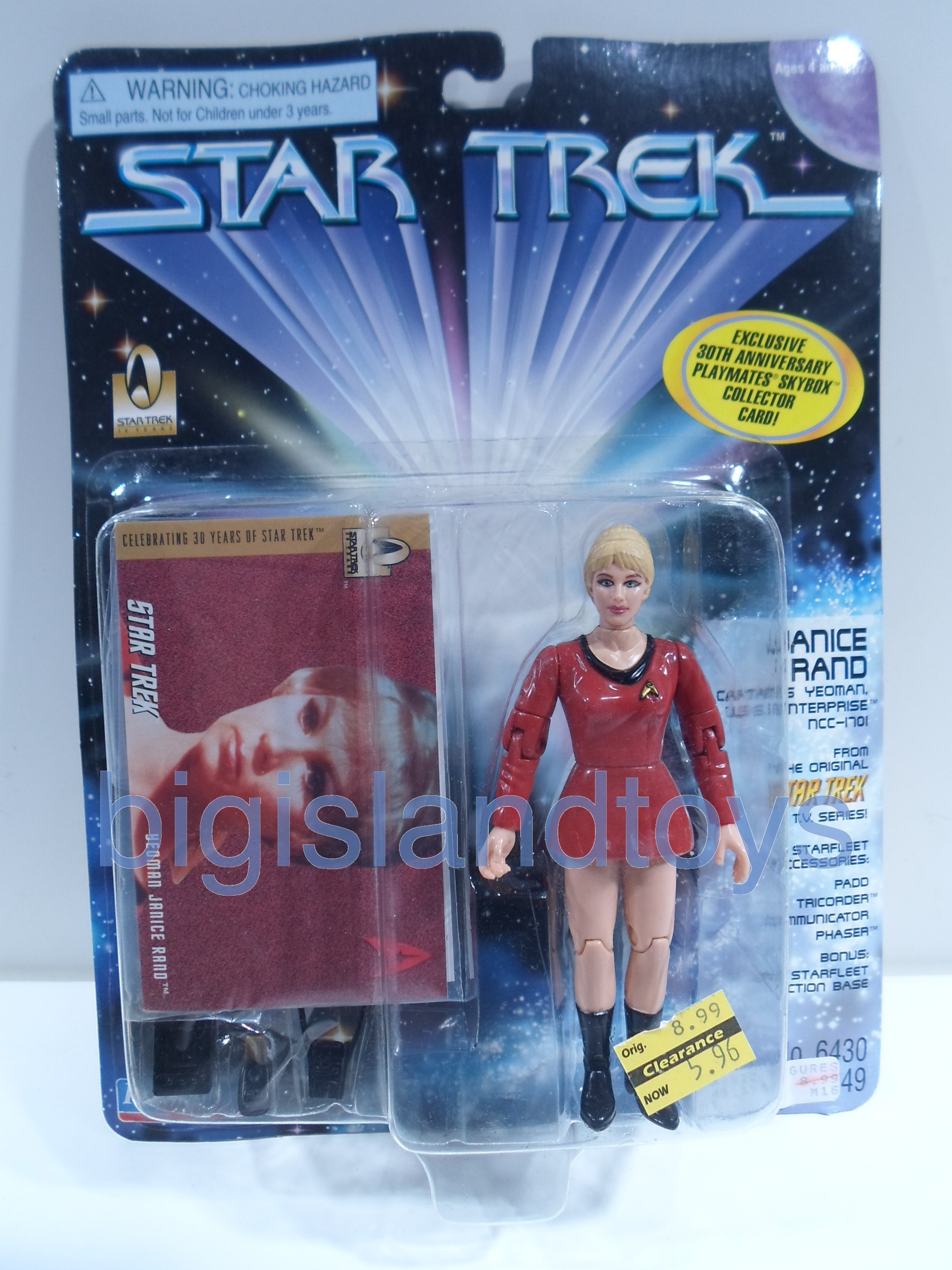 Star Trek  1995-1997 Series   Janice Rand