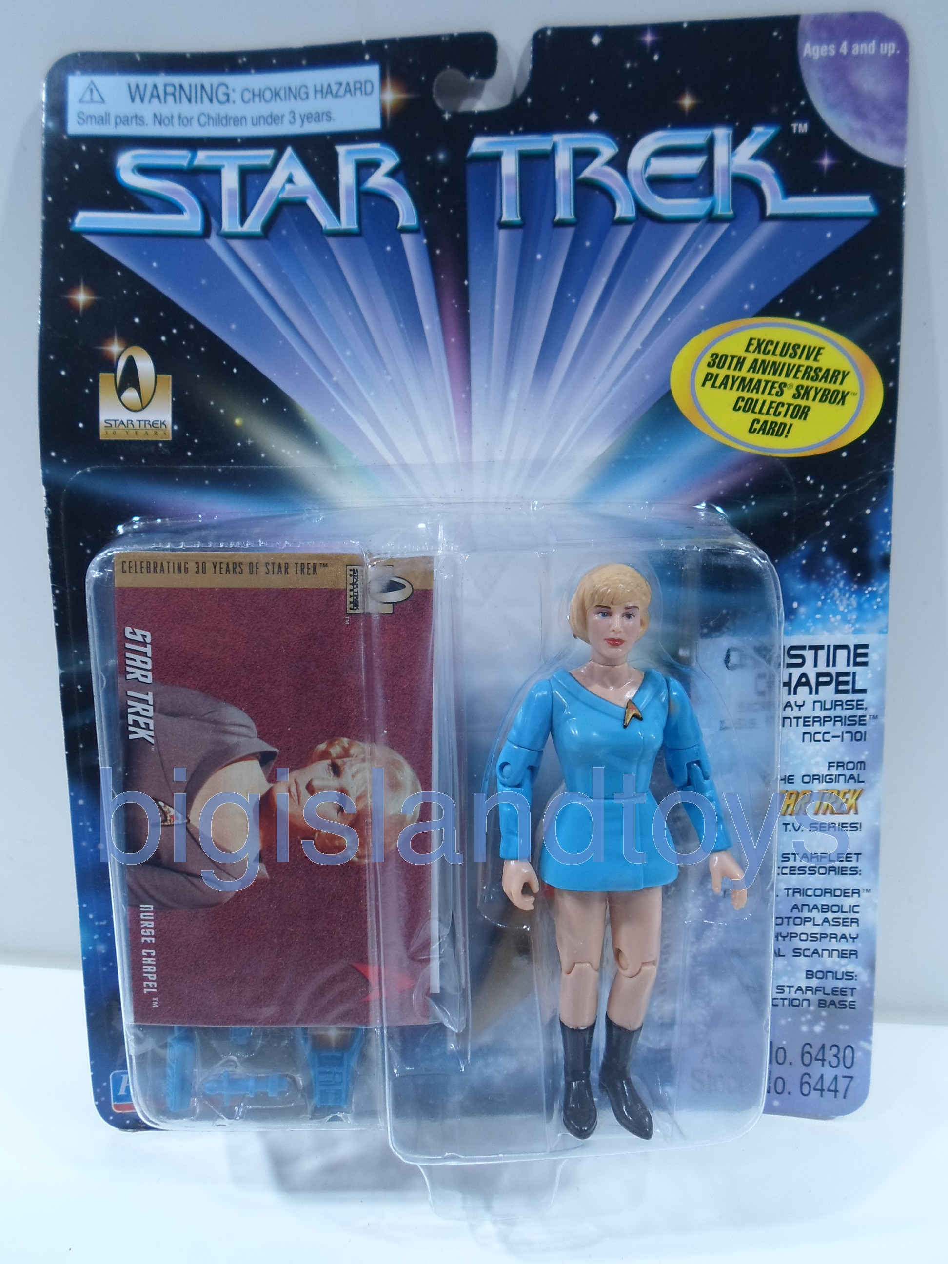 Star Trek  1995-1997 Series   Nurse Christine Chapel