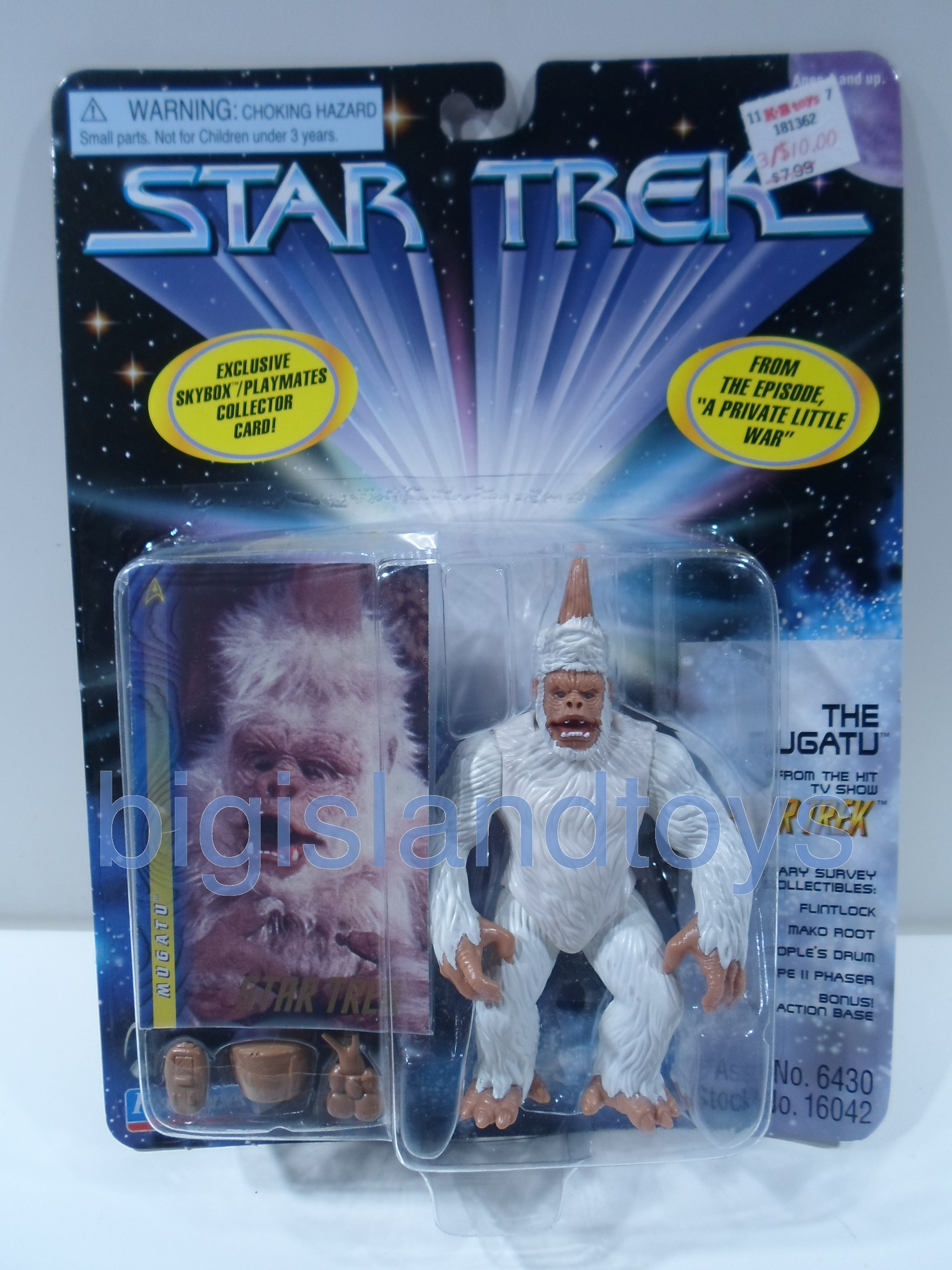 Star Trek  1995-1997 Series   The Mugatu