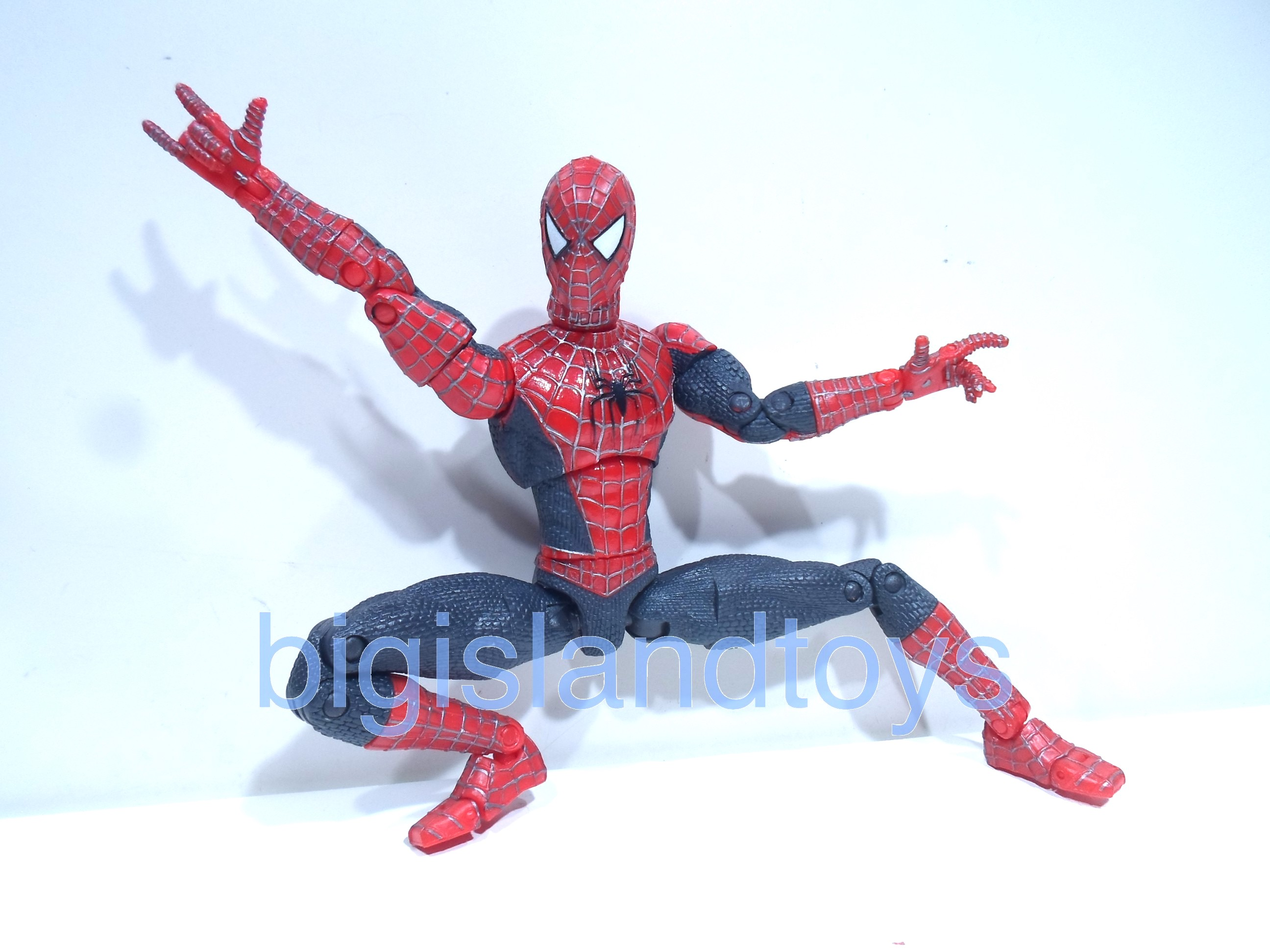 Spider-Man  Movie 1   Super Poseable Spider-Man