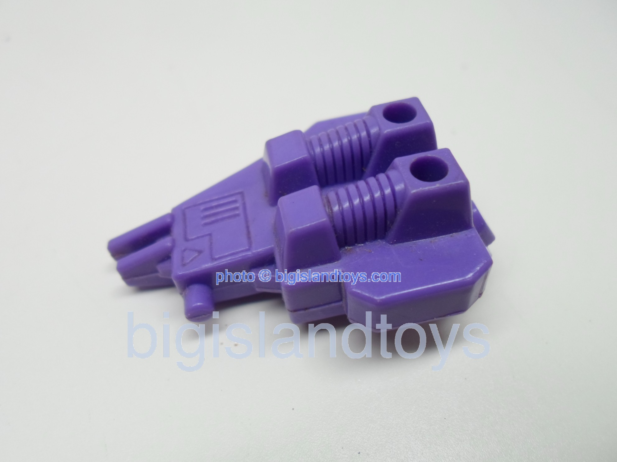 Transformers  Generation One G1 Parts   BLOT BACKPACK