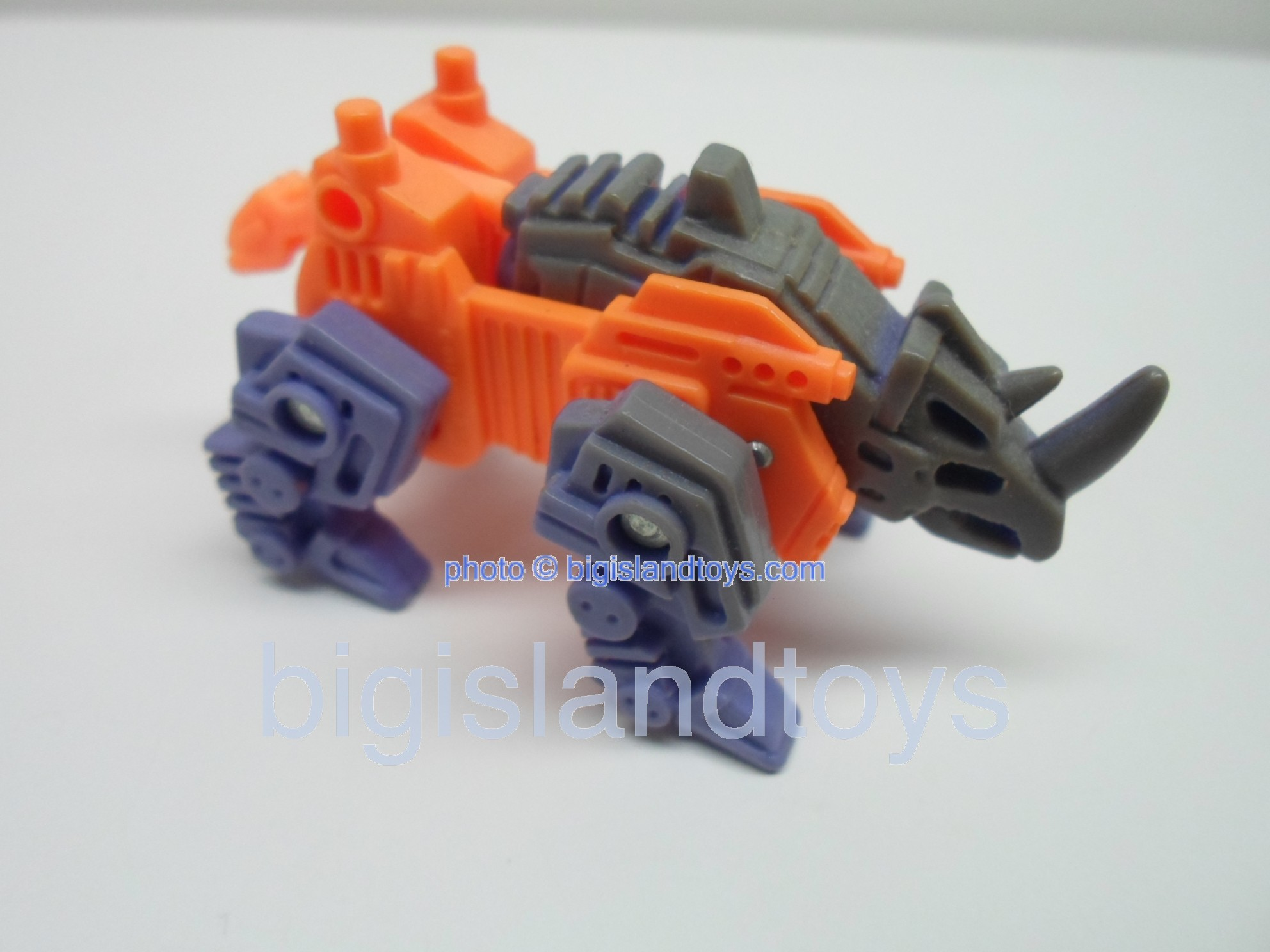 Transformers Generation One G1 1990  Action Masters Skyfall with Top-Heavy