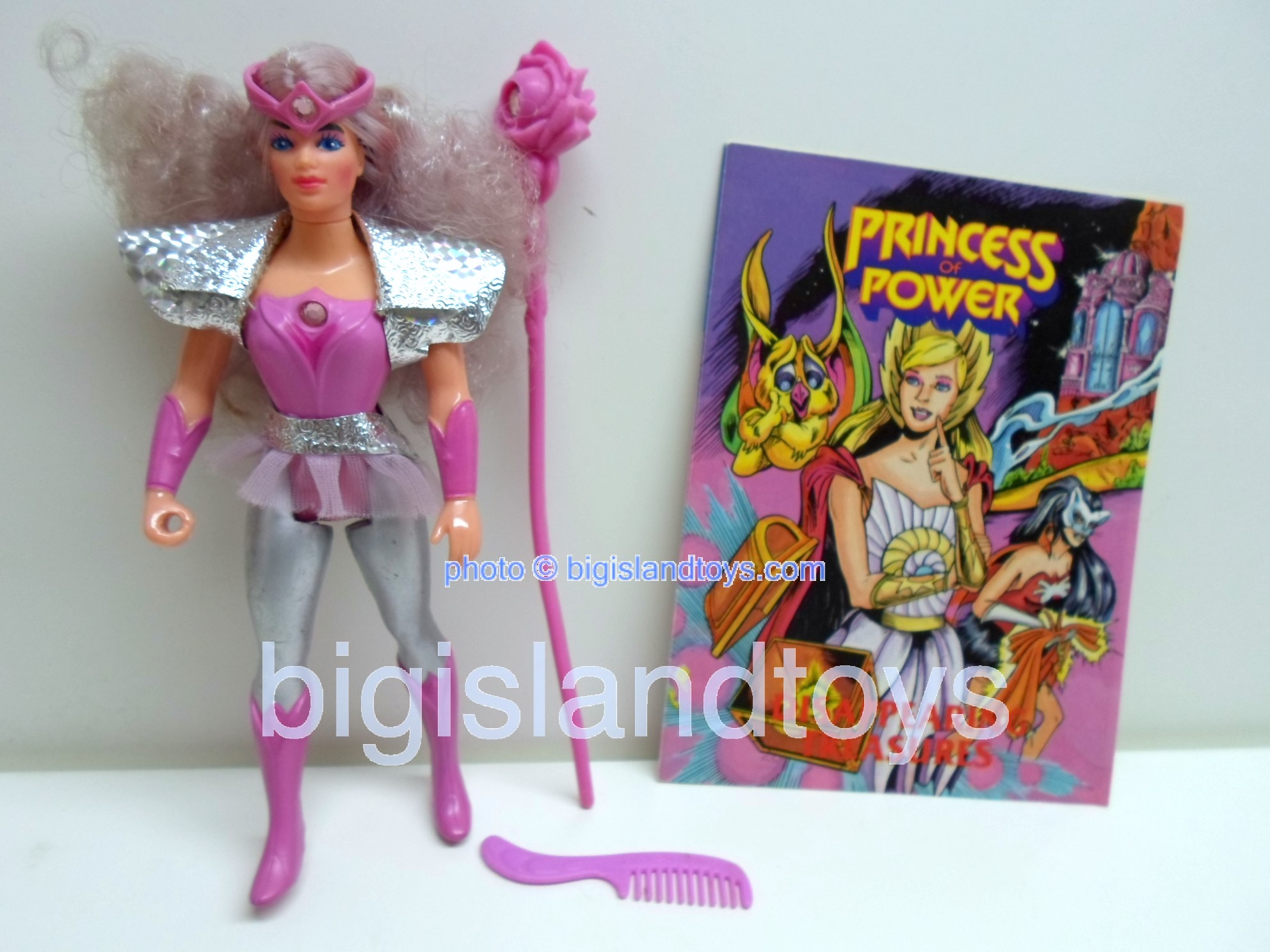 Princess of Power Action Figures   GlimmerPink Jewels